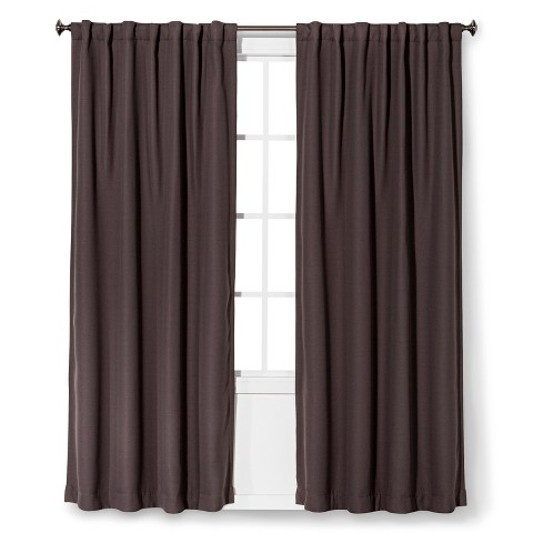 Park B Smith Curtains Light Black Curtains