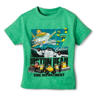 Disney® Planes Infant Toddler Boys' Short Sleeve Tee