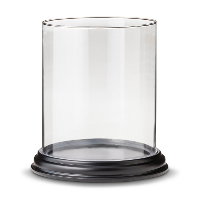 Threshold™ Hurricane Candle Holder - Black