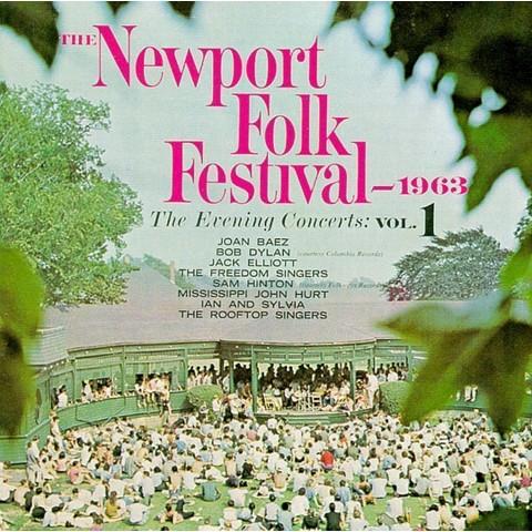 The Newport Folk Festival 1963: The Evening Concerts, Vol. 1 (16 Tracks)