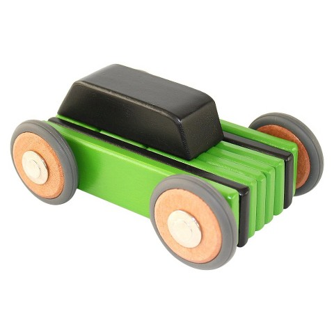 Tegu Hatch - Magnetic Wooden Car