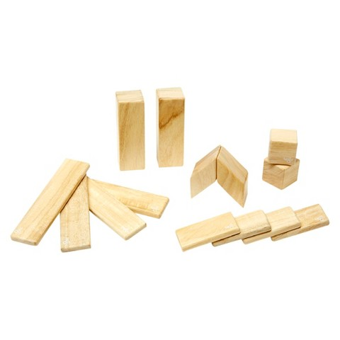 Tegu 14-piece Set in Natural