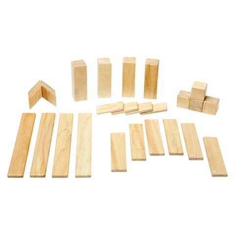 Tegu 24-piece Set in Natural