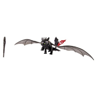 How to Train Your Dragon to Power Dragon Toothless E