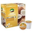 Keurig Green Mountain Coffee Island Coconut Light Roast Coffee K-Cups 18 ct