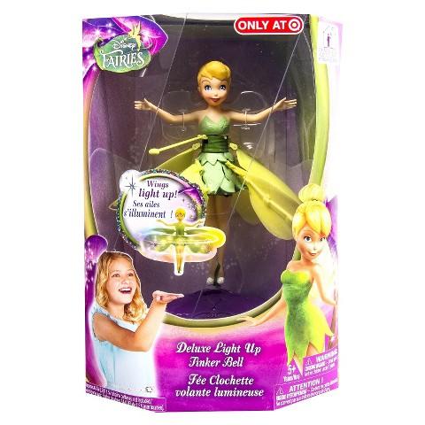 Deluxe Light Up Flutterbye Fairy - Disney Tinkerbell
