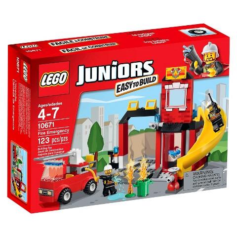 LEGO® Juniors Fire Emergency 10671