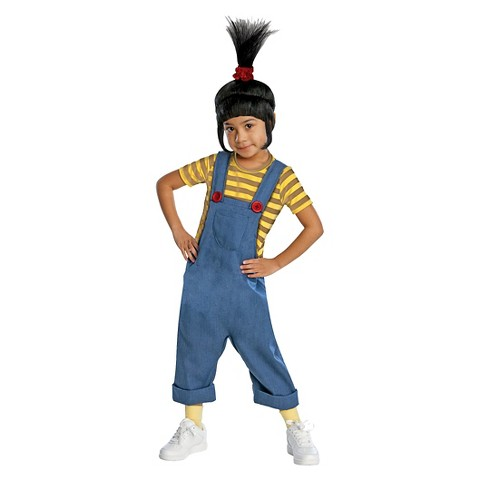 Girl's Despicable Me: Agnes Deluxe Costume