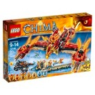 LEGO® Chima Flying Phoenix Fire Temple 70146