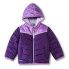 C9 by Champion® Infant Toddler Girls' Hooded Heavyweight Puffer Jacket