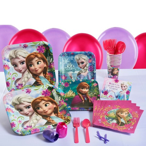 Frozen Birthday Party Pack for 8