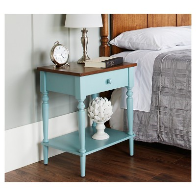 Isabella Nightstand - Blue