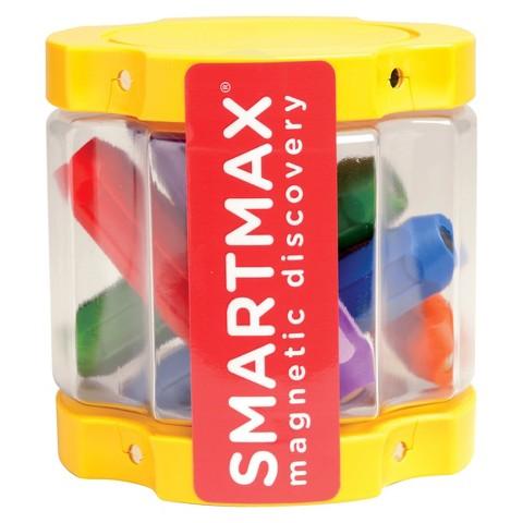 SmartMax® Transparent Container - 6 Long Bars