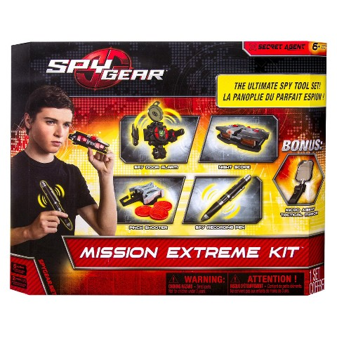 Spy Gear - Mission Extreme Kit - Target Exclusive