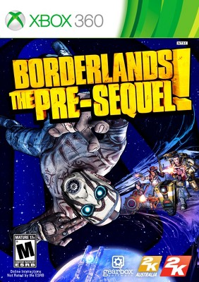 NCF Xbox360 Game Borderlands Pre-Sequel