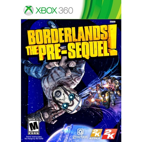 Borderlands: The Pre-Sequel! (Xbox 360)