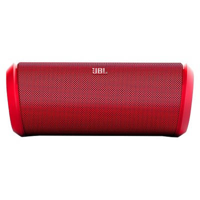 JBL Flip II Wireless Bluetooth Speaker - Red