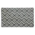 Threshold™ Diamond Comfort Mat - Gray