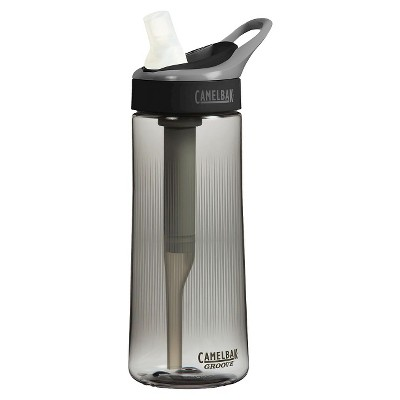 CamelBak Groove Water Bottle - Black (0.6L)
