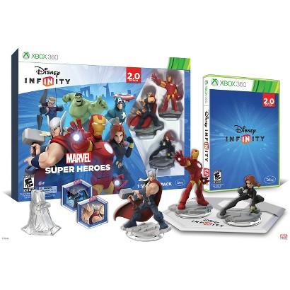Disney Infinity: Marvel Super Heroes - 2.0 Edition (Xbox 360)
