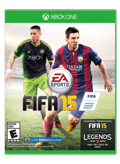 FIFA 15  Xbox One  product details pageXbox One Fifa 15