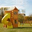 Swing-N-Slide Lakewood Wooden Play Set