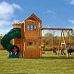 Swing-N-Slide Durango Wooden Play Set