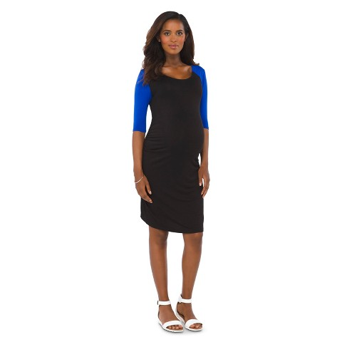 Maternity Elbow Sleeve Knit Dress-Liz Lange® for Target®