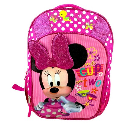 Minnie Mouse Light-Up Backpack - Pink