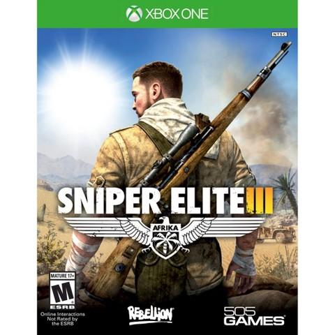 Sniper Elite III: Afrika (Xbox One)