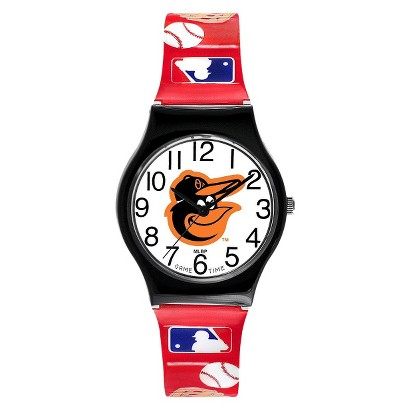 Kids Game Time MLB Jv Series Watches - Assorted Teams