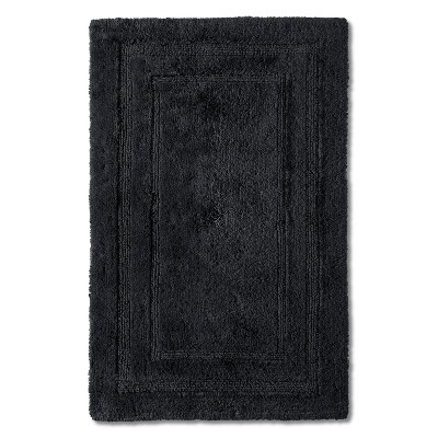 Egyptian Cotton Bath Rug - Essential Gray (25x40) - Fieldcrest™