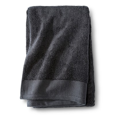 Egyptian Cotton Bath Towel - Essential Gray - Fieldcrest™