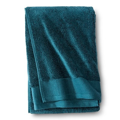 Fieldcrest® Luxury Egyptian Cotton Bath Towel - Heir Blue