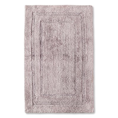 "Egyptian Cotton Bath Rug - Subtle Bloom (25x40"") - Fieldcrest™"
