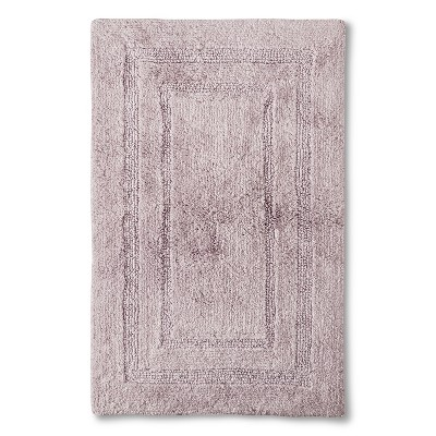 "Egyptian Cotton Bath Rug - Subtle Bloom (22x35"") - Fieldcrest™"