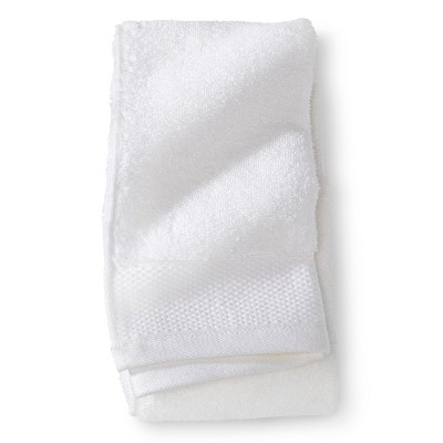 Egyptian Cotton Hand Towel - True White - Fieldcrest™