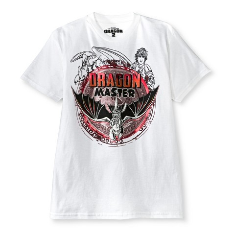 How to Train Your Dragon  Boys' Graphic Tee