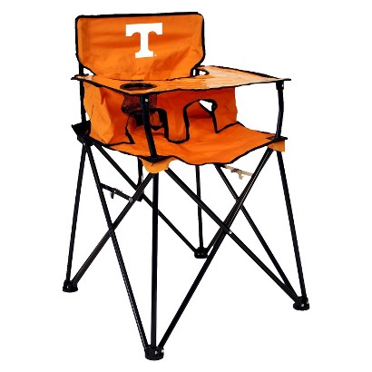 ciao! baby Tennessee Portable Highchair - Orange