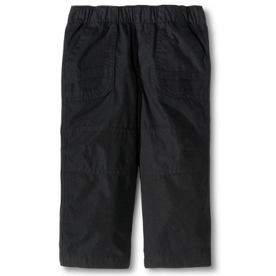 Ecom M Cr Chino Pants Ebony 12  MONTHS