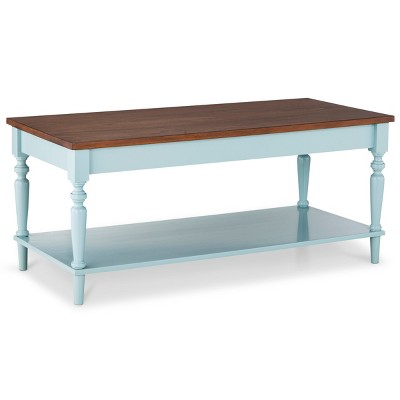 Ecom Coffee Table Blue