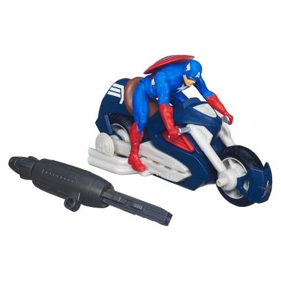Captain America Quick Launchers
