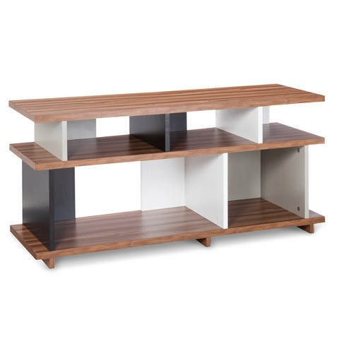 Open Shelf Media Cabinet