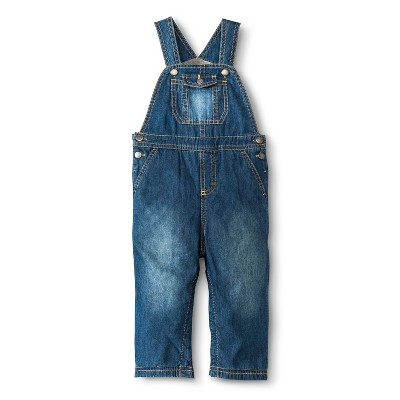 Genuine Kids from OshKosh™ Newborn Boys Overall - Denim Blue 0-3 M