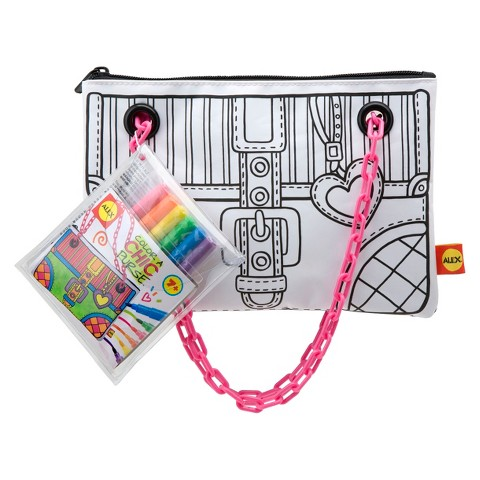 Alex Color A Chic Purse