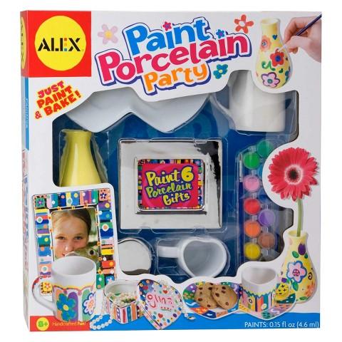 Alex Paint Porcelain Party
