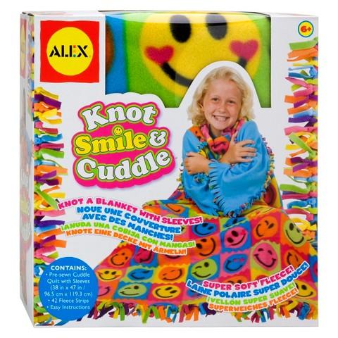 Alex Knot, Smile & Cuddle