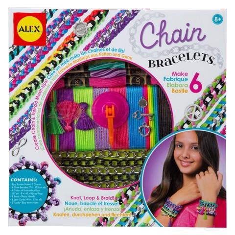 Alex Chain Bracelets