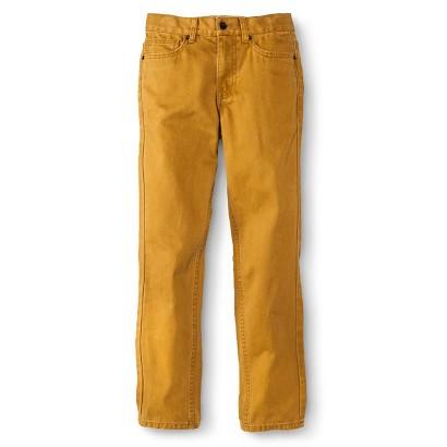 Boys' Chino Pant - Brown Decaf