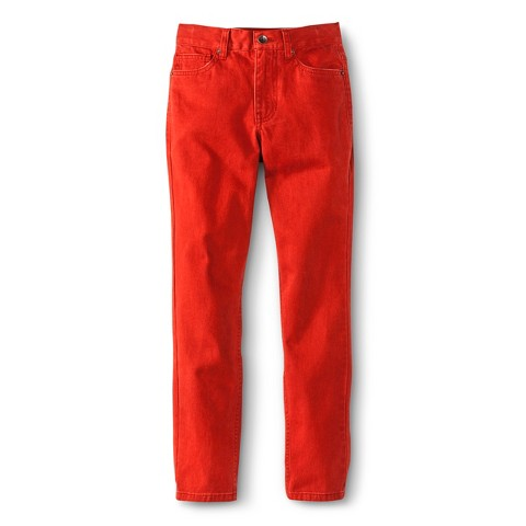 Boys' Straight Chino Pant